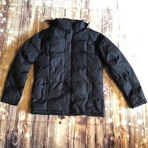 Original Outerwear Black Puffer Jacket